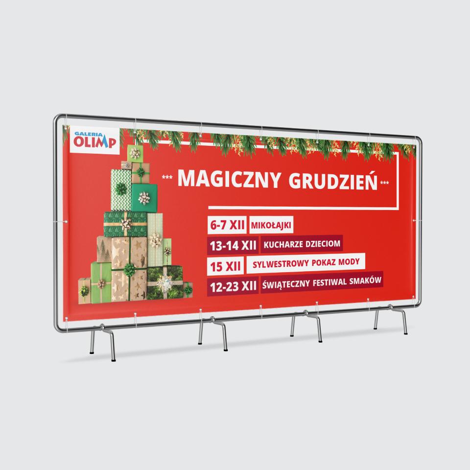 baner billboard święta