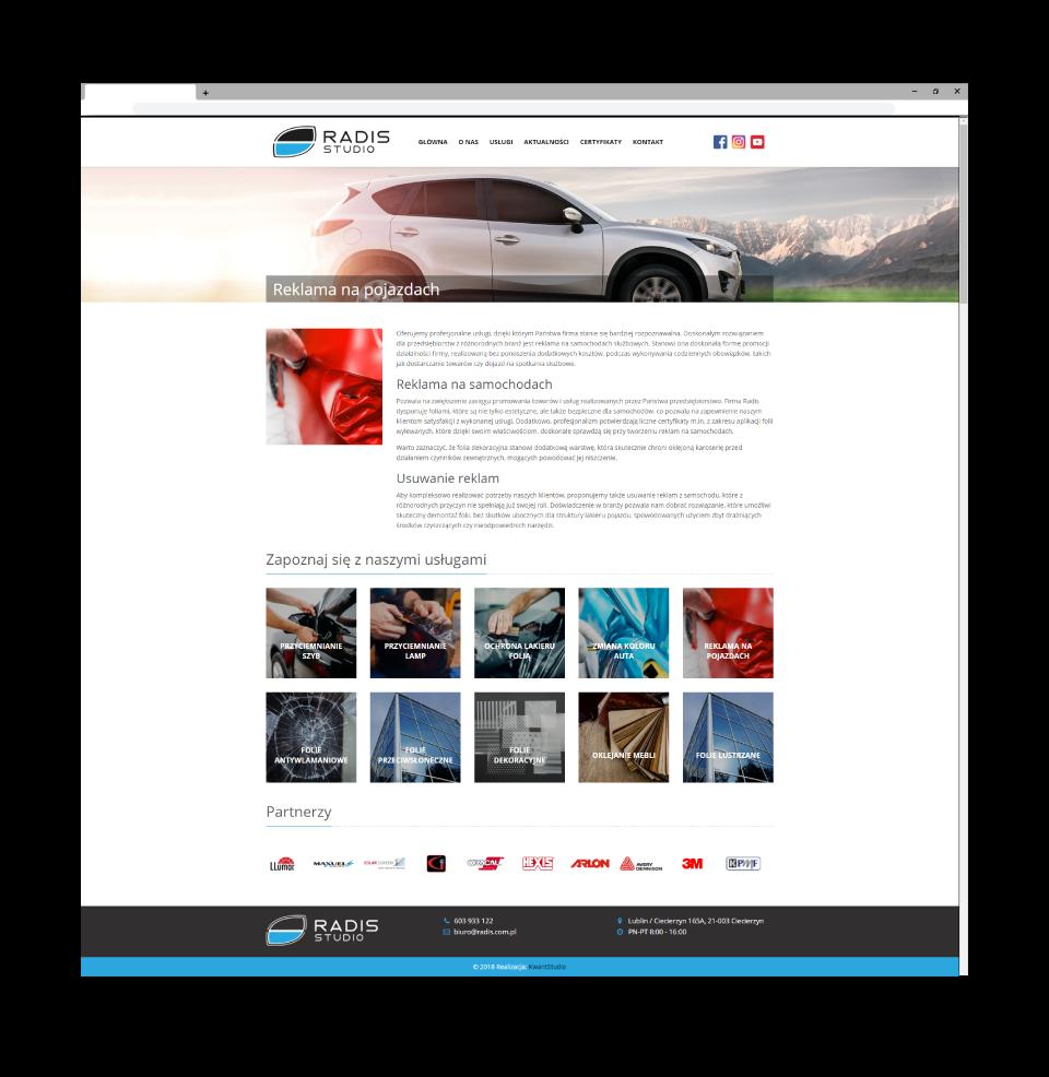 strona www oferta